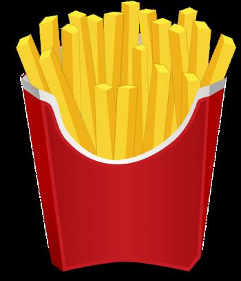 マクドナルド ポテト カロリー