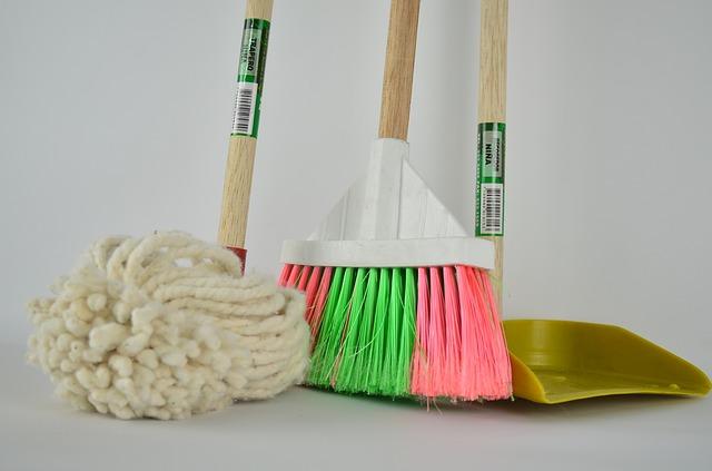 大掃除をしない